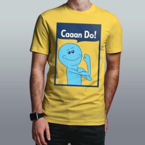 camiseta caaan do