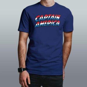 camiseta captain america