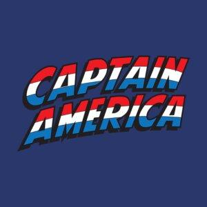 camiseta captain america e