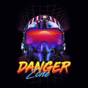 camiseta danger zone e