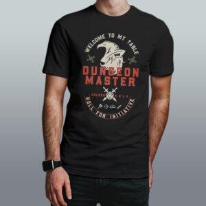camiseta dungeon master