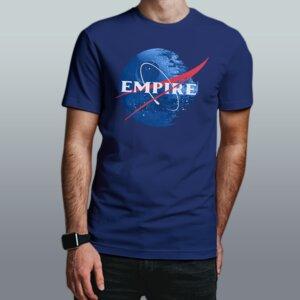 camiseta empire nasa