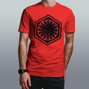 camiseta first order