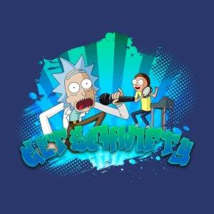 camiseta get schwifty e