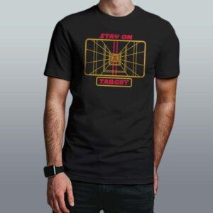 camiseta stay on target