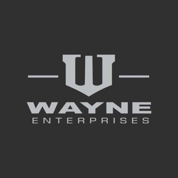 camiseta wayne enterprises e