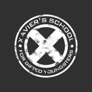 camiseta xaviers school e