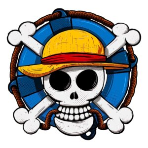 camiseta one piece e